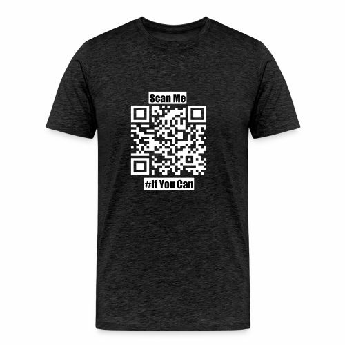 Scan Me - Men's Premium T-Shirt
