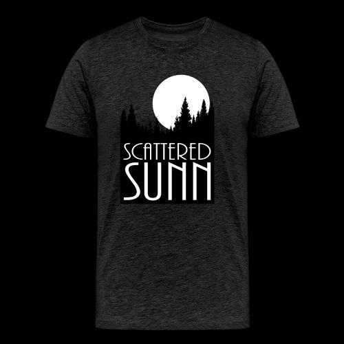 SUNN bw - Men's Premium T-Shirt