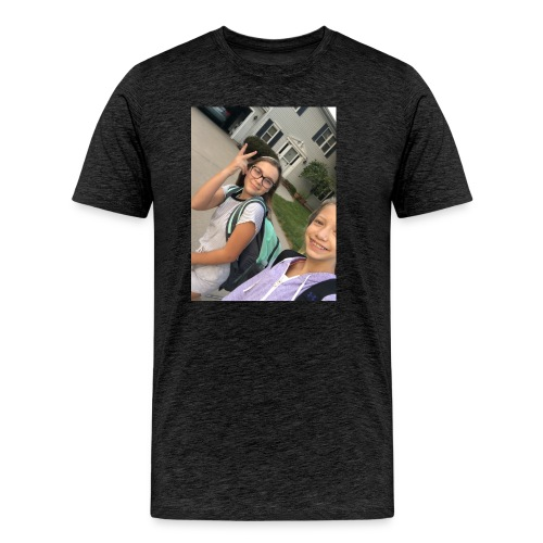 Lilli and maddie - Men's Premium T-Shirt