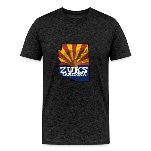 Zuks of Arizona Official Logo - Men's Premium T-Shirt