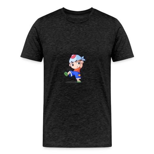 Yay! - Men's Premium T-Shirt