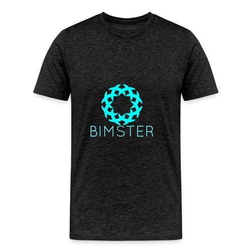 Bimster YouTube Channel Logo - Men's Premium T-Shirt