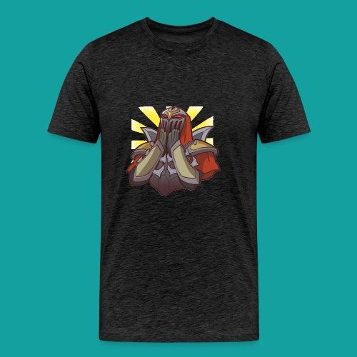 Zed Kawaii - Men's Premium T-Shirt