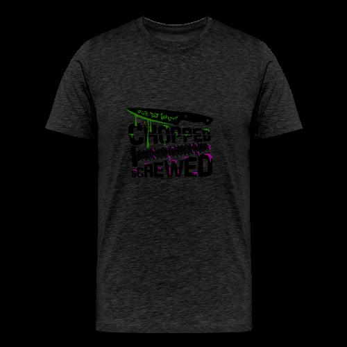 Chopped and Screwed - Men's Premium T-Shirt