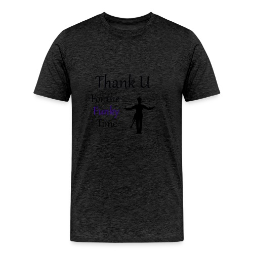 Prince - Darling Nikki Thank U for a Funky Time - Men's Premium T-Shirt