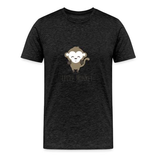 Little Monkey - Men's Premium T-Shirt
