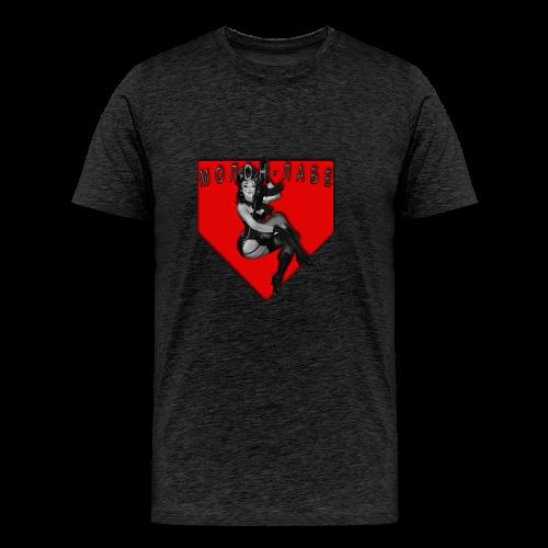 CYRILLIC MOLON LABE - Men's Premium T-Shirt