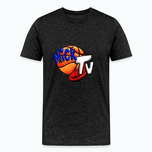Nick TV Big and Tall - Men's Premium T-Shirt