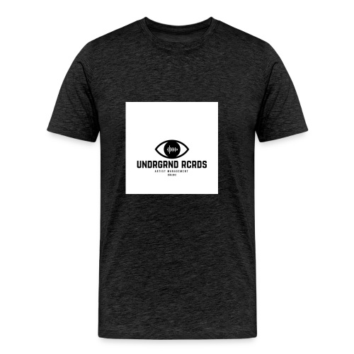 underground establishment - Men's Premium T-Shirt
