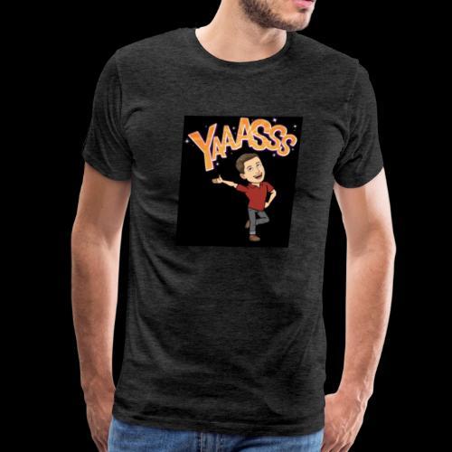 yassss - Men's Premium T-Shirt