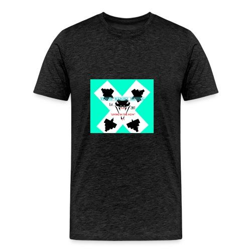 Viper head - Men's Premium T-Shirt