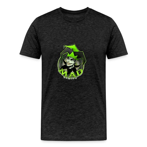 Mad Gaming T-Shirt - Men's Premium T-Shirt