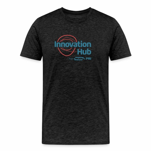 Innovation Hub color logo - Men's Premium T-Shirt