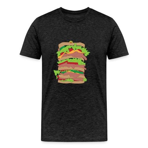 The Dagwood - Men's Premium T-Shirt