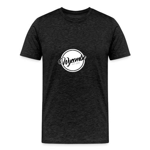 WYCOMBE Badge - Men's Premium T-Shirt