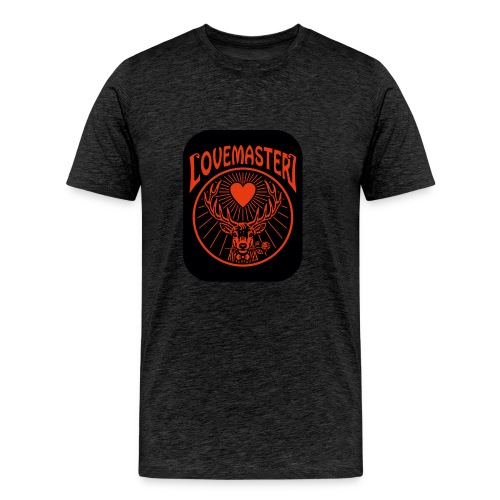 Lovemaster (2017) - Men's Premium T-Shirt