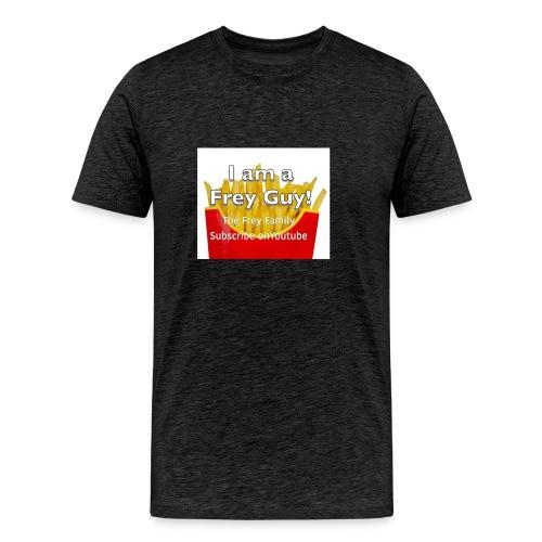 French Frey Shirt - Men's Premium T-Shirt