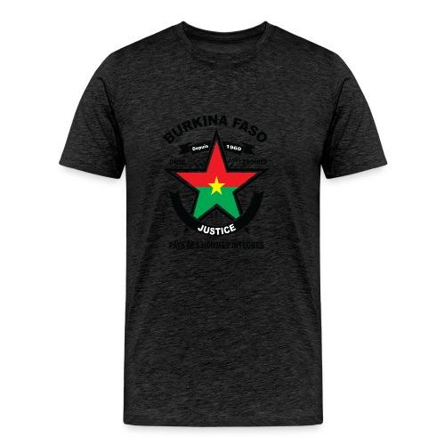 BURKINA_FASO - Men's Premium T-Shirt