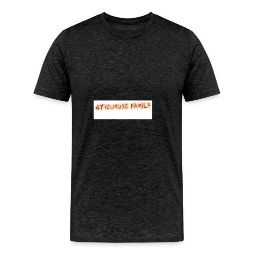GT FAMILY LOGO - Men's Premium T-Shirt