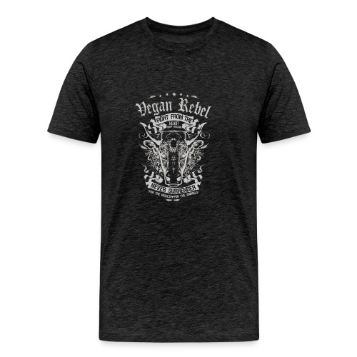 Vegan Rebel - Men's Premium T-Shirt