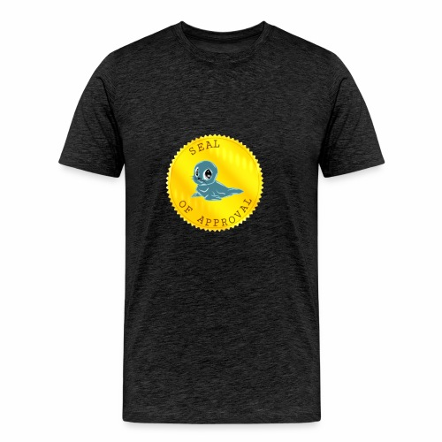 Seal of Approval - Men's Premium T-Shirt