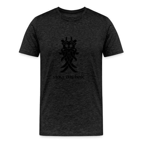 Odin's Mask - Men's Premium T-Shirt