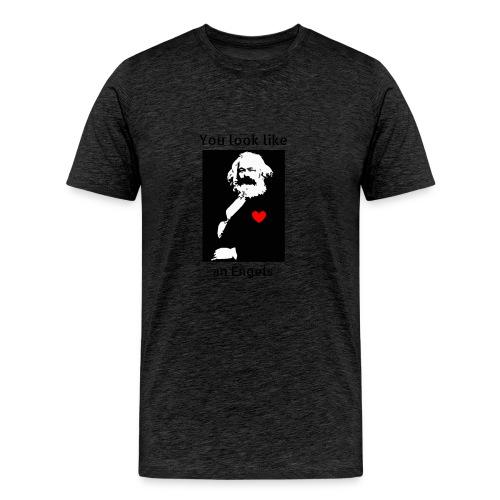 Marx_love_Shirt - Men's Premium T-Shirt