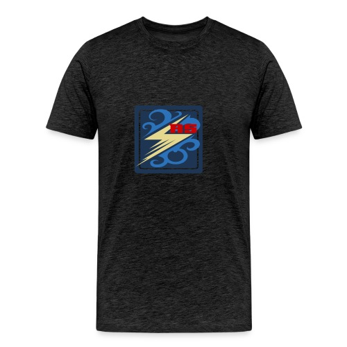 Rimps Logo Flash - Men's Premium T-Shirt
