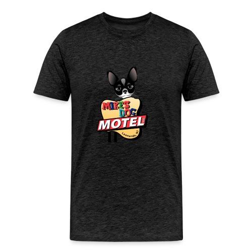 MikesDogMotelLogo - Men's Premium T-Shirt