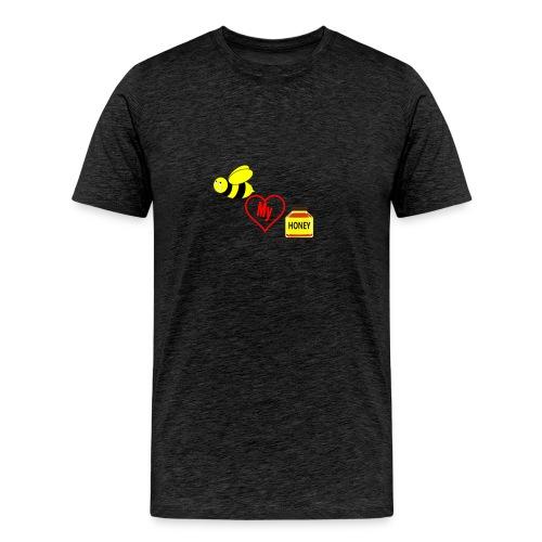 Be my honey - Men's Premium T-Shirt