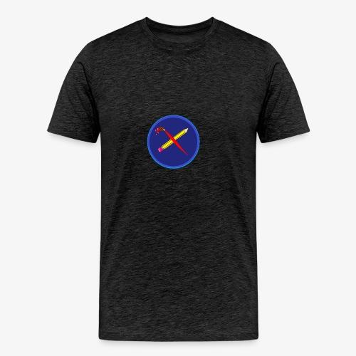 creative playing - Men's Premium T-Shirt
