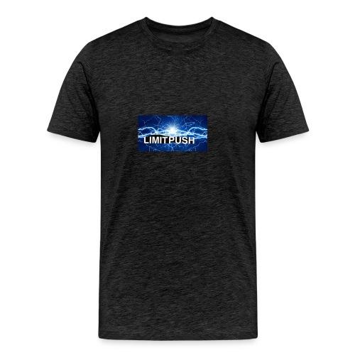 Limit Push - Men's Premium T-Shirt