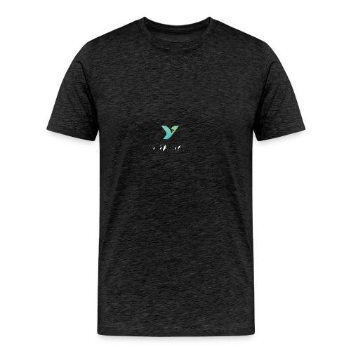 Kad3n Karch3r - Men's Premium T-Shirt