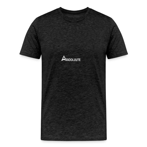 Absooluute Blaack - Men's Premium T-Shirt