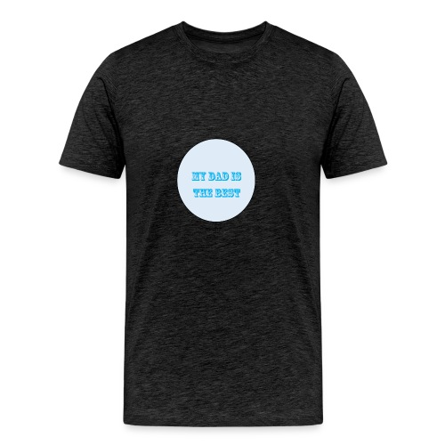 best dad - Men's Premium T-Shirt