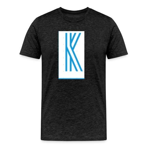 The K design - Men's Premium T-Shirt