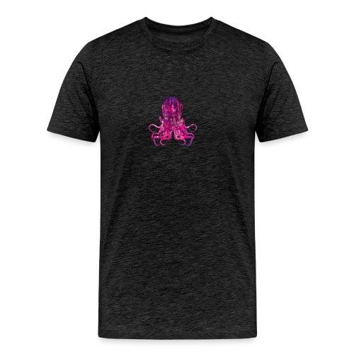 Tentacle Helmet -Pink - Men's Premium T-Shirt