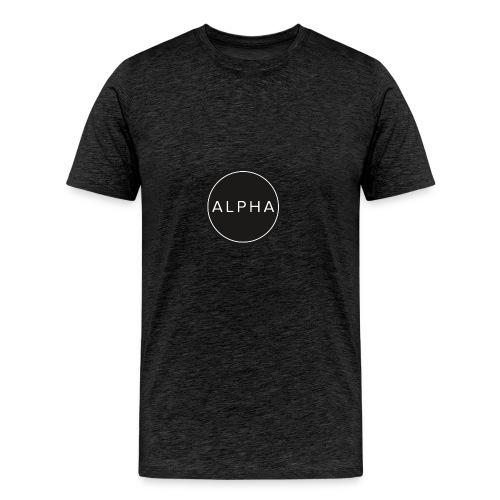 alpha team fitness - Men's Premium T-Shirt