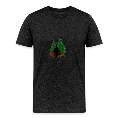 EVERGREEN LOGO - Men's Premium T-Shirt