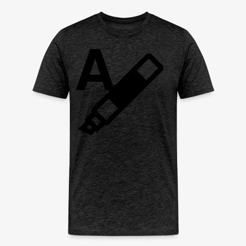highlight text 9725fbfa6ecab13807d8513a8f59a9b5 - Men's Premium T-Shirt