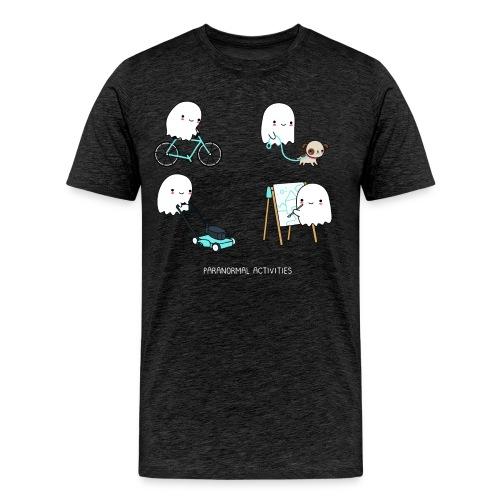 Paranormal activities - Men's Premium T-Shirt