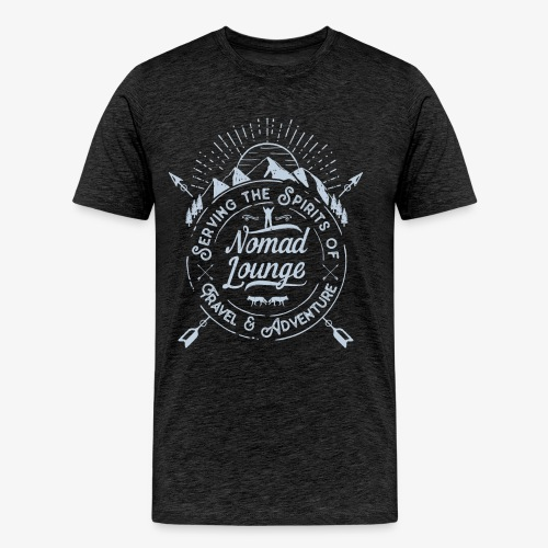 Nomad Lounge (Light) - Men's Premium T-Shirt