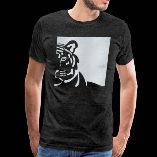 White tiger - Men's Premium T-Shirt