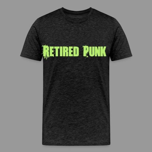 Retired Punk - Men's Premium T-Shirt