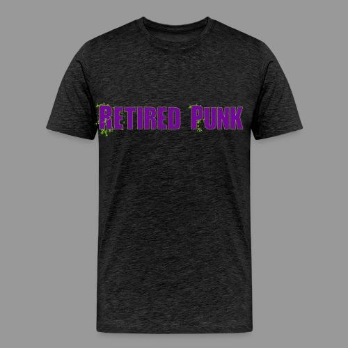 Retired Punk 001 - Men's Premium T-Shirt