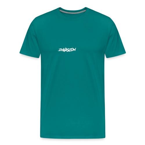 invasion logo hover - Men's Premium T-Shirt