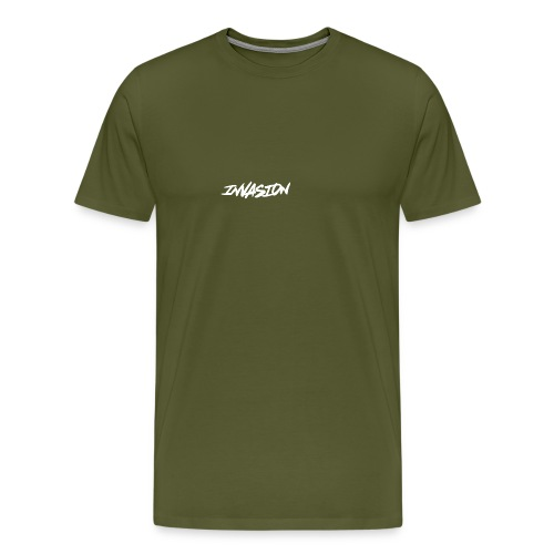 invasion logo hover - Men's Premium T-Shirt