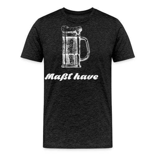 Masst have - Men's Premium T-Shirt