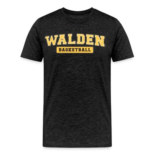 Walden Basketball - Men's Premium T-Shirt