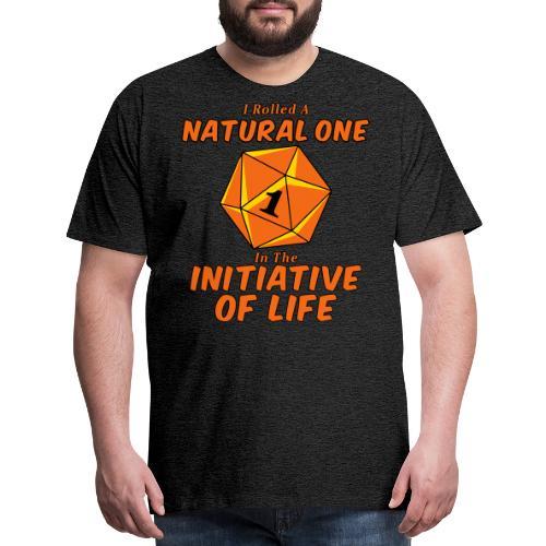 Natural One - Men's Premium T-Shirt